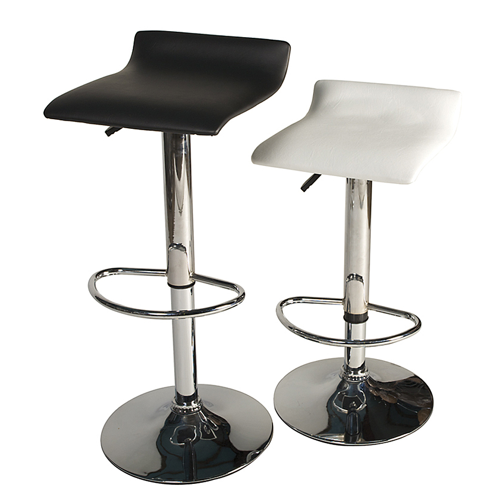 Bs04 Chicago Bar Stool Black Or White Inspire Hire