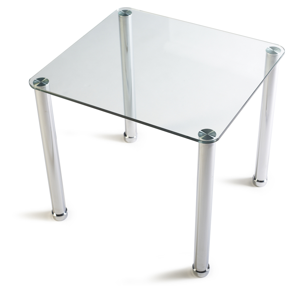 CT05 Square Glass Coffee Table